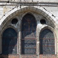 Fenêtre du mur de chevet (2015)