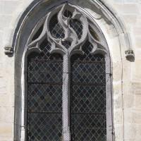 La fenêtre de gauche du chevet (2017)