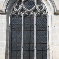 La fenêtre du centre du chevet (2017)
