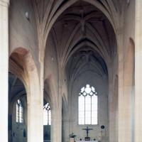 L'intérieur vu vers le nord-ouest (1997)