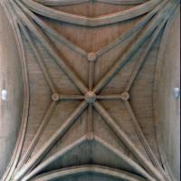 Voûte d'une travée de la nef (1997)