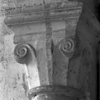Chapiteau de l'arc doubleau d'un croisillon (1995)