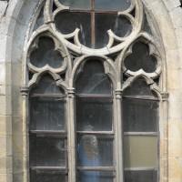 La fenêtre est de la chapelle sud-est (2015)