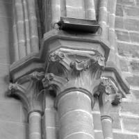 Chapiteaux du bras sud du transept (1997)