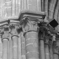 Chapiteaux de la croisée du transept (1997)