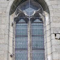Fenêtre sud de la première travée du choeur (2017)
