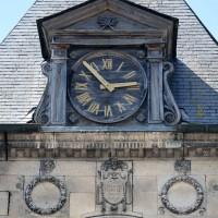 L'horloge au chevet de l'église (2017)