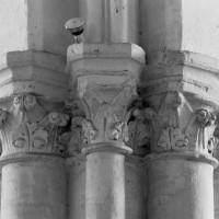 Chapiteaux du pilier intermédiaire au sud du choeur (1996)
