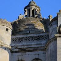 Le dôme du clocher renaissance (2018)
