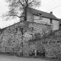 Le site de Rouffiac vu du nord-ouest (1990)