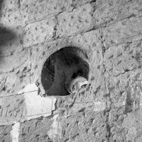 Oculus au mur sud du choeur (1990)