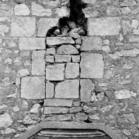 La fenêtre de la façade ouest (1970)