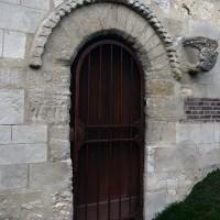 La porte au sud de la nef (2016)