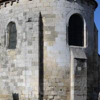 L'abside vue du sud-est (2018)