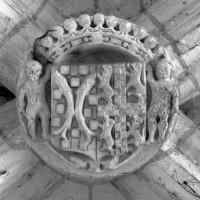 La clef de voûte de la croisée du transept (1997)