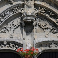 Le tympan du portail ouest (2016)