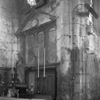 L'autel-retable du croisillon nord (1997)