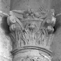 Chapiteau de l'abside (1996)