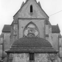 Le chevet de l'église (1980)