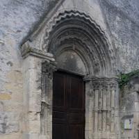 Le portail ouest vu du nord-ouest (2016)