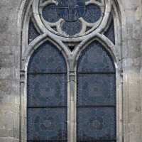 Fenêtre du bras nord du transept (2016)