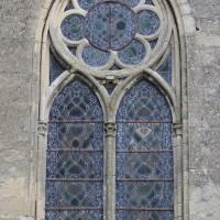 Fenêtre au sud du choeur (2018)