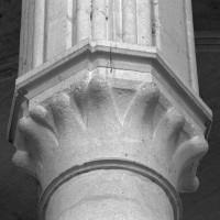 Chapiteau de la pile intermédiaire du bras sud du transept (1997)