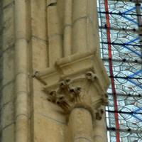 Un chapiteau de l'abside (1997)