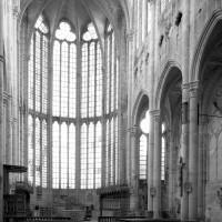 L'intérieur vu vers le sud-est (1997)