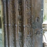 La porte de la sacristie (2015)