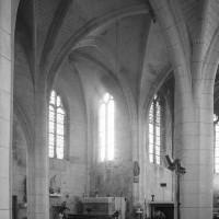 Vue partielle du transept vers le nord-est (1997)