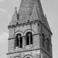 Le clocher vu du sud-est (1982)