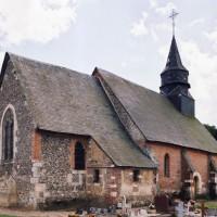 La chapelle vue du nord-est (2006)