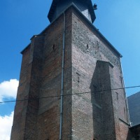 Le clocher vu du nord-ouest (1996)