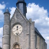 La chapelle vue du sud-ouest (1997)