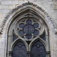 La fenêtre de la façade est du croisillon sud (2016)