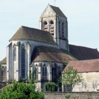 L'église vue du nord-est (1997)