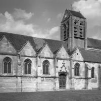 L'église vue du sud-ouest