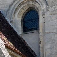 Fenêtre ouest de la nef (2017)