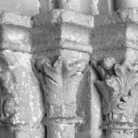 Les chapiteaux de droite du portail ouest (1995)