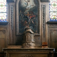 L'autel-retable (1995)
