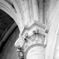 Chapiteau du bras sud du transept (1979)