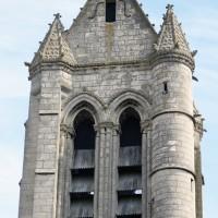 Le clocher vu de l'ouest (2015)