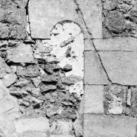 Fenêtre romane de la façade ouest (1969)