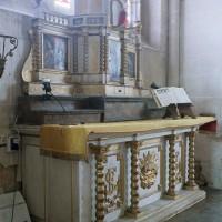 L'autel-retable (2002)