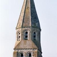Le clocher vu du nord (2002)