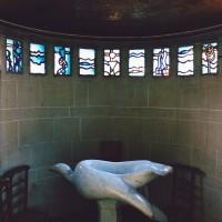L'intérieur du baptistère (2003)