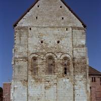 La chapelle vue de l'est (2003)