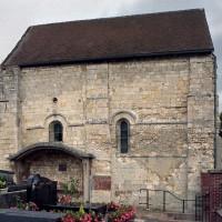 La chapelle vue du sud (2004)