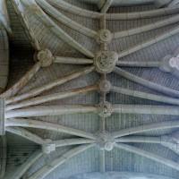 Voûtes de la chapelle (2001)
